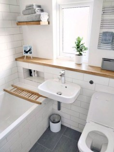 Inexpensive Small Bathroom Remodel Ideas On A Budget 21