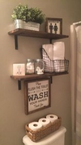 Newest Guest Bathroom Decor Ideas 22