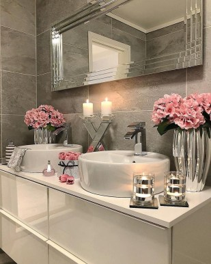 Newest Guest Bathroom Decor Ideas 24