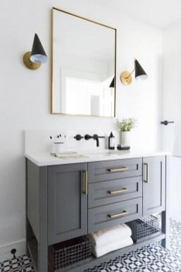 Newest Guest Bathroom Decor Ideas 27