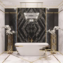Newest Guest Bathroom Decor Ideas 29