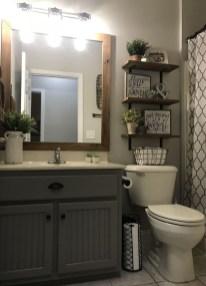 Newest Guest Bathroom Decor Ideas 33
