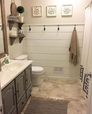 Newest Guest Bathroom Decor Ideas 45