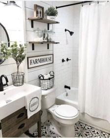 Newest Guest Bathroom Decor Ideas 47