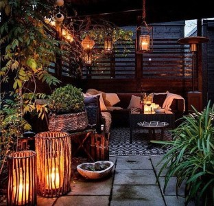 Stunning Roof Terrace Decorating Ideas That You Should Try 04