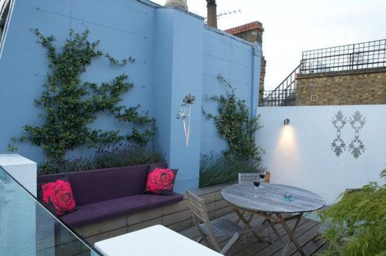 Stunning Roof Terrace Decorating Ideas That You Should Try 17