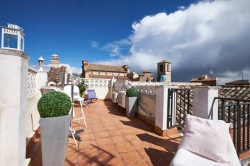 Stunning Roof Terrace Decorating Ideas That You Should Try 27