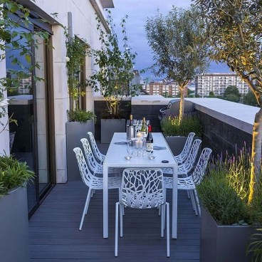 Stunning Roof Terrace Decorating Ideas That You Should Try 30