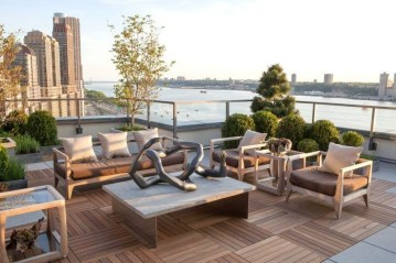 Stunning Roof Terrace Decorating Ideas That You Should Try 35