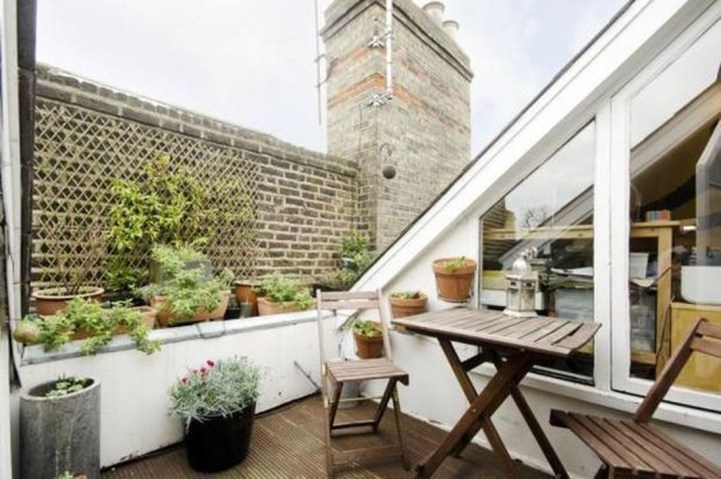 Stunning Roof Terrace Decorating Ideas That You Should Try 39