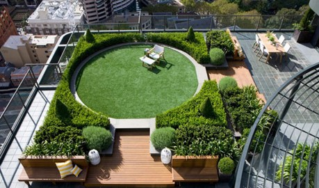 Stunning Roof Terrace Decorating Ideas That You Should Try 41