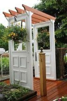 Unique Old Furniture Repurposing Ideas For Yard And Garden 27