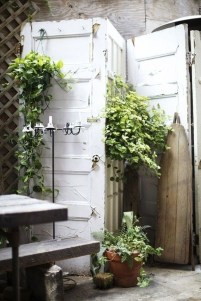 Unique Old Furniture Repurposing Ideas For Yard And Garden 37