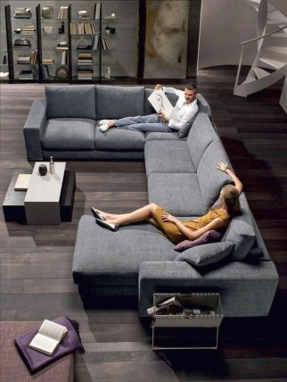 Wonderful Sofa Design Ideas For Living Room 41