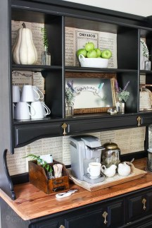 Affordable Diy Mini Coffee Bar Design Ideas For Home Right Now 10