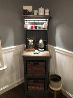 Affordable Diy Mini Coffee Bar Design Ideas For Home Right Now 14