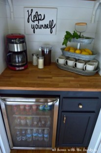 Affordable Diy Mini Coffee Bar Design Ideas For Home Right Now 31
