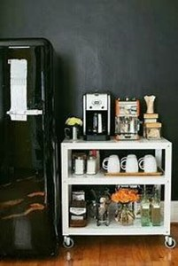 Affordable Diy Mini Coffee Bar Design Ideas For Home Right Now 37