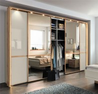 Amazing Sliding Door Wardrobe Design Ideas 03