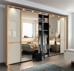 Amazing Sliding Door Wardrobe Design Ideas 03
