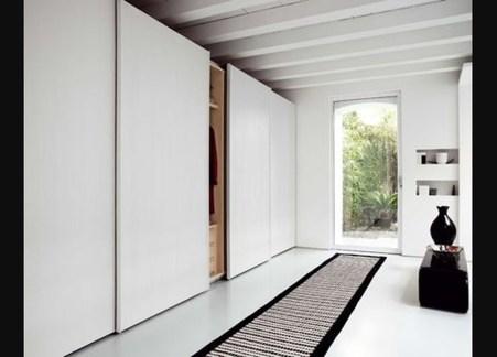Amazing Sliding Door Wardrobe Design Ideas 15
