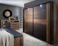 Amazing Sliding Door Wardrobe Design Ideas 21