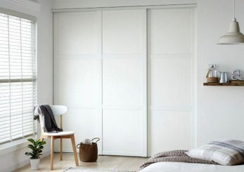 Amazing Sliding Door Wardrobe Design Ideas 22