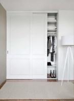 Amazing Sliding Door Wardrobe Design Ideas 28