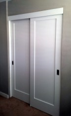 Amazing Sliding Door Wardrobe Design Ideas 43