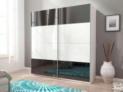 Amazing Sliding Door Wardrobe Design Ideas 45