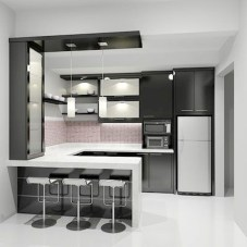 Brilliant Kitchen Set Design Ideas That You Must Try In Your Home 10