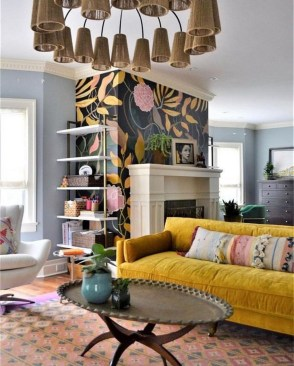 Cool Living Room Design Ideas For You 16