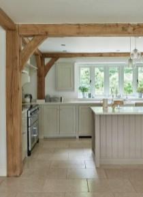 Enchanting Farmhouse Kitchen Decor Ideas To Try Nowaday 04