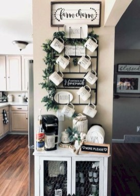 Enchanting Farmhouse Kitchen Decor Ideas To Try Nowaday 09