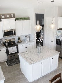 Enchanting Farmhouse Kitchen Decor Ideas To Try Nowaday 10