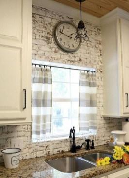 Enchanting Farmhouse Kitchen Decor Ideas To Try Nowaday 25