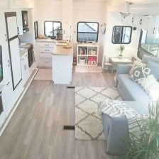 Extraordinary Interior Rv Living Ideas To Try Now 36