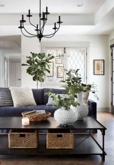Fancy Farmhouse Living Room Decor Ideas To Try 05