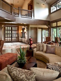 Fancy Farmhouse Living Room Decor Ideas To Try 21