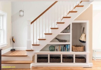 Fantastic Storage Under Stairs Ideas 28