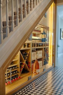 Fantastic Storage Under Stairs Ideas 35