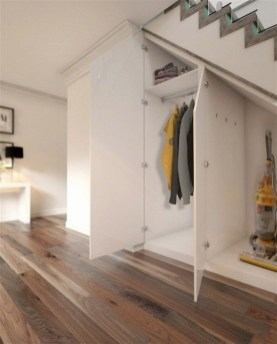 Fantastic Storage Under Stairs Ideas 38