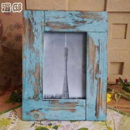 Fascinating Wood Photo Frame Ideas For Antique Home 24