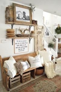 Glamour Farmhouse Home Decor Ideas On A Budget 12