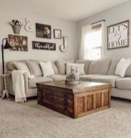 Hottest Farmhouse Living Room Decor Ideas That Looks Cool 38