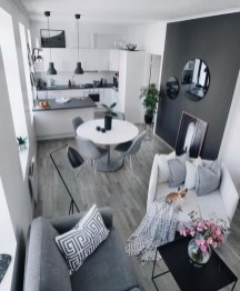 Minimalist Small Space Home Décor Ideas To Inspire You 32