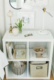 Perfect Storage Ideas For Your Apartment Decoration 05