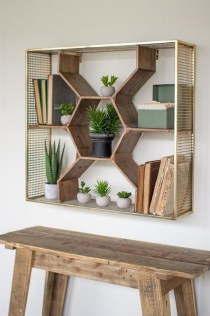 Perfect Storage Ideas For Your Apartment Decoration 27