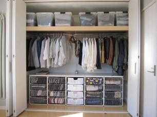 Perfect Storage Ideas For Your Apartment Decoration 28