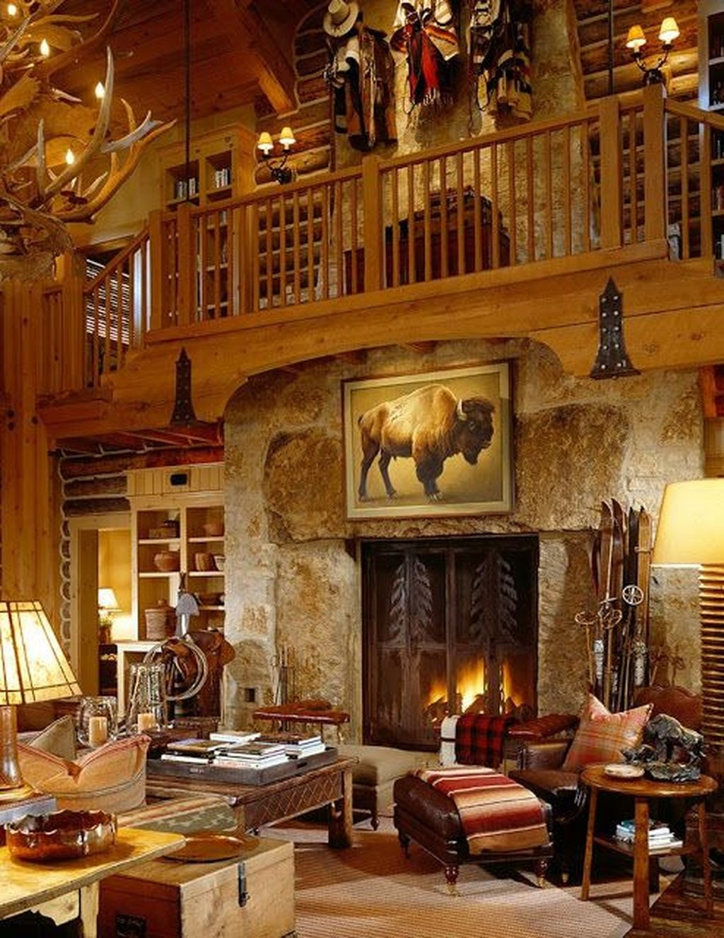 Popular Western Home Decor Ideas That Will Inspire You 27